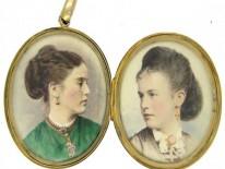 Victorian 15ct Gold Locket