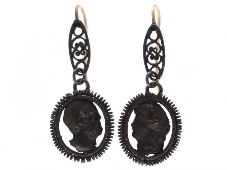 Berlin Iron Earrings