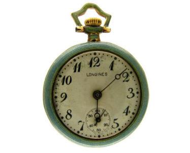 Edwardian Longines Watch