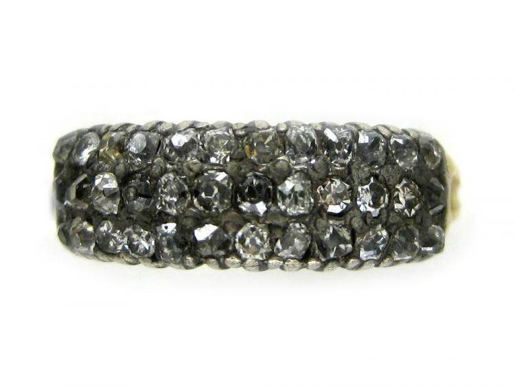 Georgian Diamond Ring