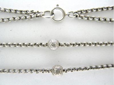 Silver Guard Chain
