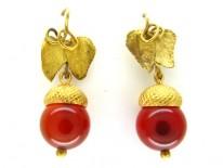 Acorn Drop Earrings
