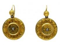 Victorian 15ct Drop Earrings