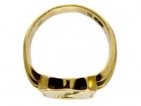 18ct Gold Signet Ring