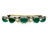 Tiffany & Co. 18ct & Platinum Brooch