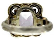 Theodor Fahrner Amethyst Ring