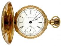 Waltham 14ct Gold Watch