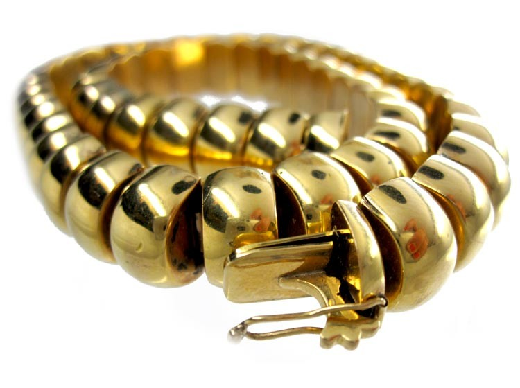 18ct Gold Collar