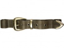 Ralph Lauren Silver Belt