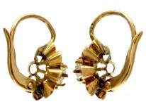 18ct Gold & Diamond Earrings