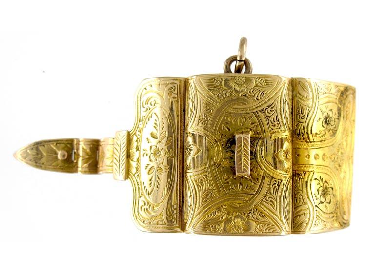 Victorian Novelty Locket