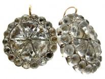 Georgian Paste Earrings
