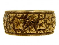 Victorian 18ct Gold Band Ring