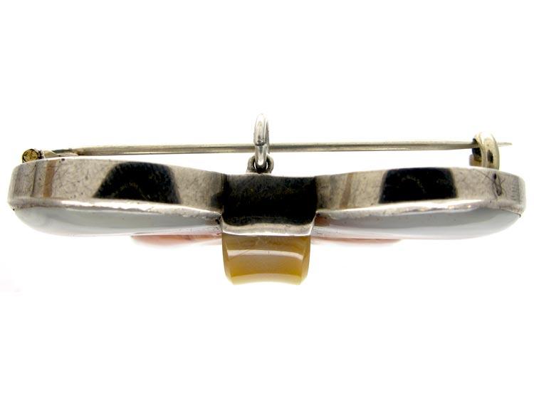 Scottish Bow Brooch