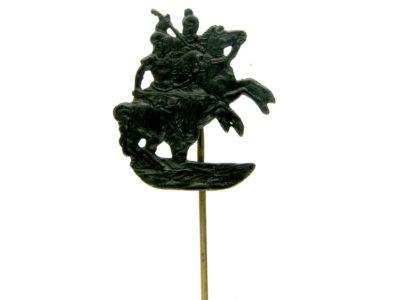 Berlin Iron Tie Pin
