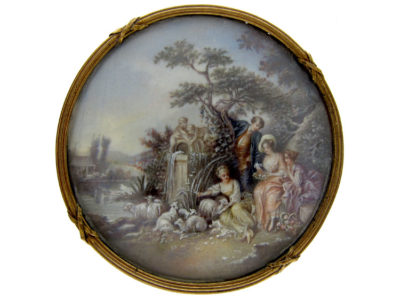 19th Century Miniature