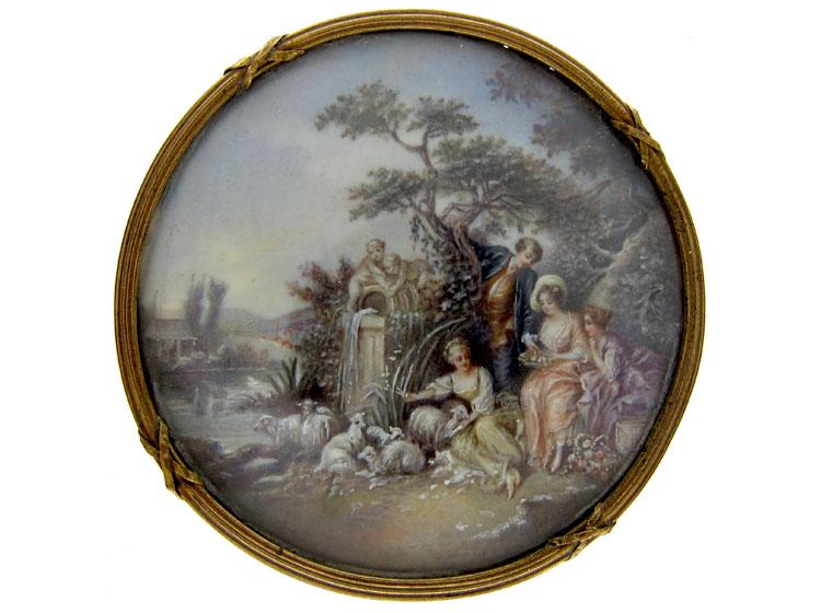 19th Century Miniature