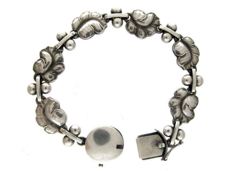 Georg Jensen Silver Bracelet