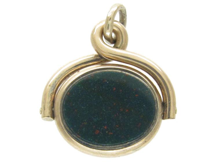 Swivel Seal Charm
