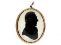 Georgian Miniature Pendant by Miers & Field