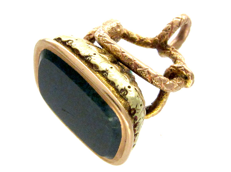 Two Colour Gold Seal