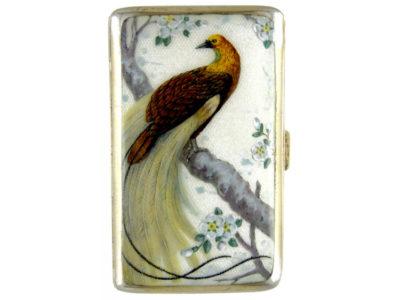 Bird of Paradise Cigarette Case
