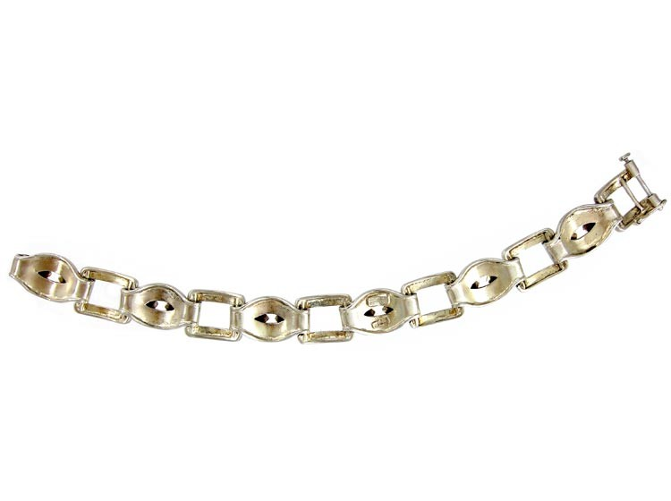 Theodor Farhner Silver Bracelet