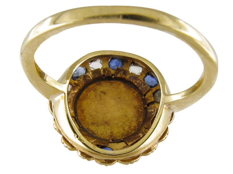 Georgian Venetian Lion Ring