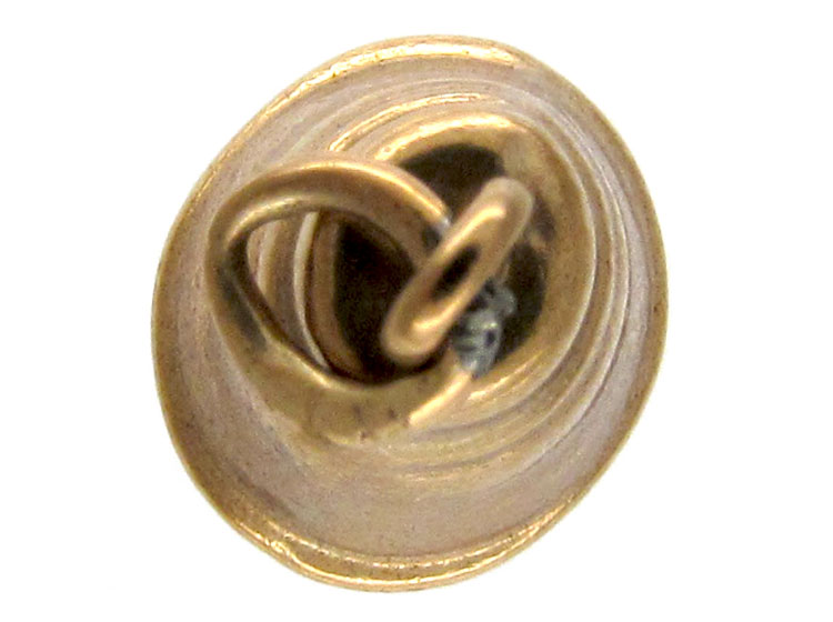 9ct Gold Cocktail Shaker Charm