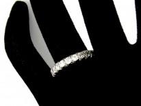 French Diamond Eternity Ring