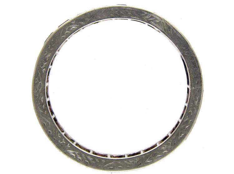 Ruby Eternity Ring