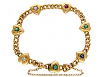 Dearest 15ct Gold Victorian Bracelet