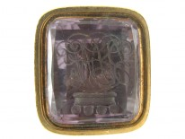 Two Colour Gold Regency Seal