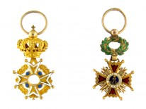 Two Gold Charms