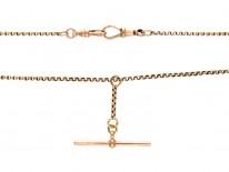 9ct Gold Albert Chain