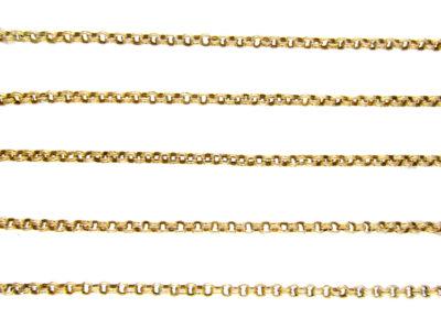 9ct Gold Guard Chain