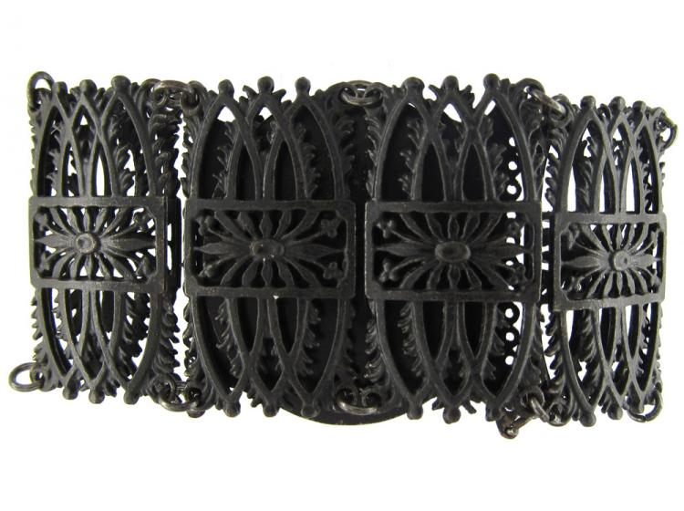 Rare Berlin Iron Bracelet