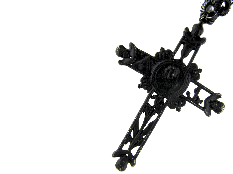 Berlin Iron Cross on Chain