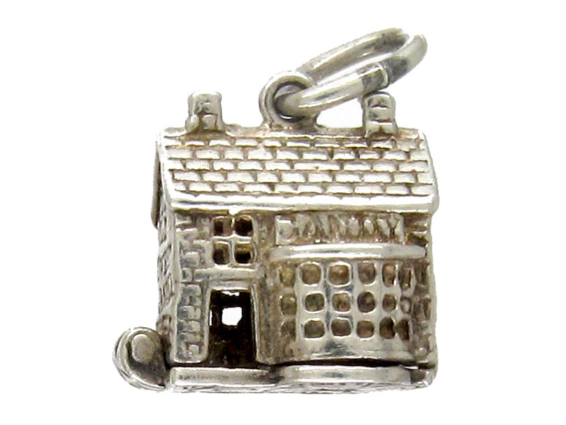 Silver Opening House Charm