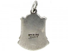 Silver Scottish Charm