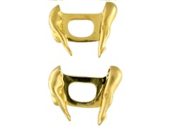 Gold Diver Cufflinks