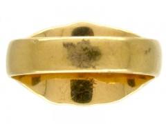 18ct Gold & Carnelian Signet Ring