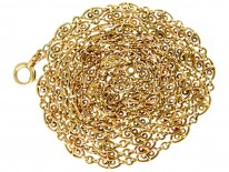 18ct Gold French Guard Chain