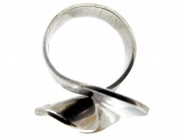 Georg Jensen Silver Twist Ring