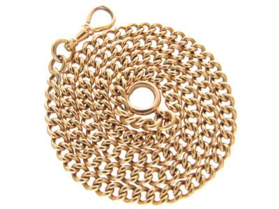 14ct Gold Albert Chain
