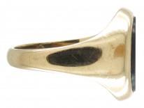 9ct & Bloodstone Signet Ring