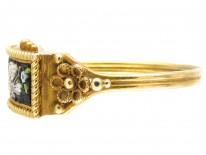 St Esprit Micro Mosaic Regency Ring