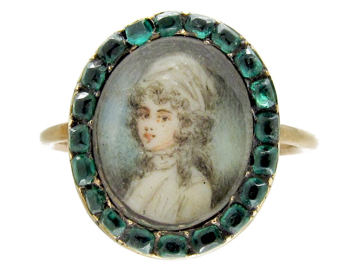 Georgian Miniature Ring