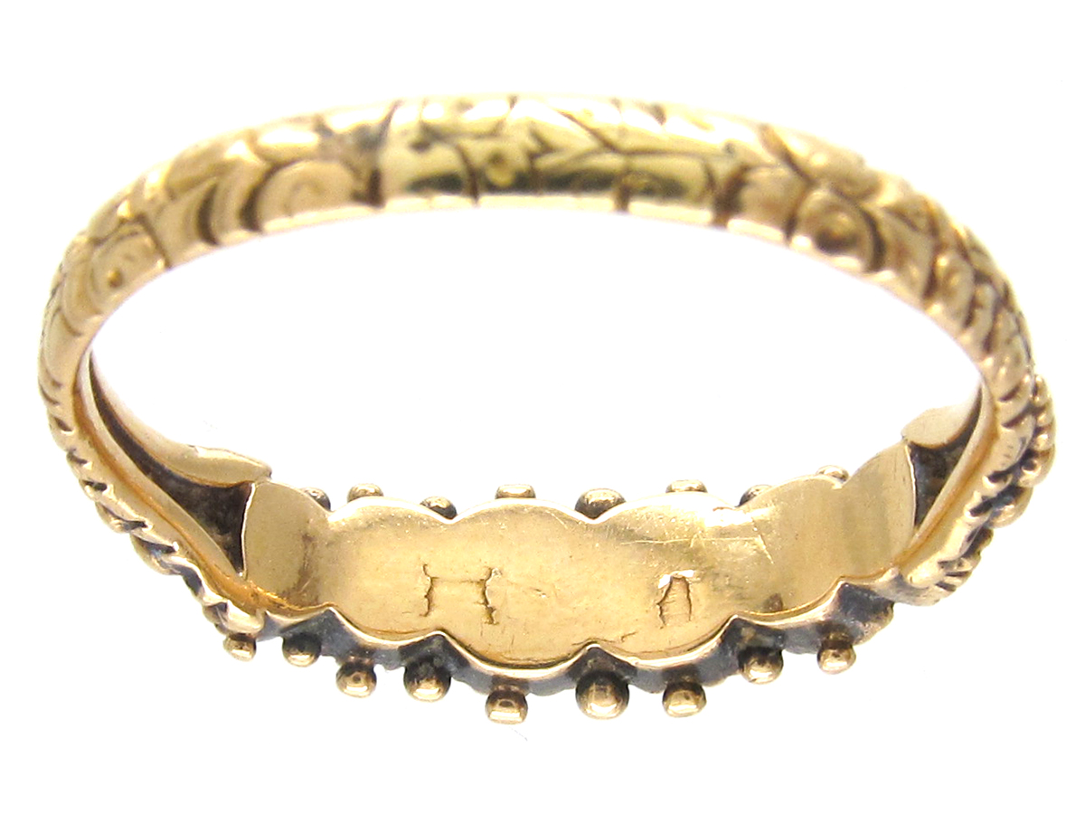 Georgian Regard Ring