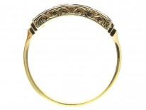 Art Deco Diamond Four Stone Ring